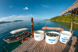 © copyright by Papua Explorers Dive Resort